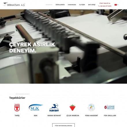 Dermatsan A.Ş. Matbaa Otomasyon Sistemi
