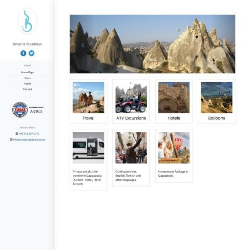 Serapla Kapadokya Tur Rehber Sitesi