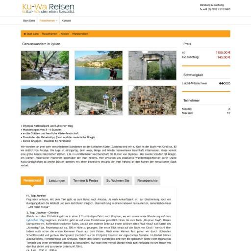 Kuwa-Reisen Uluslararası Tur Rehberi