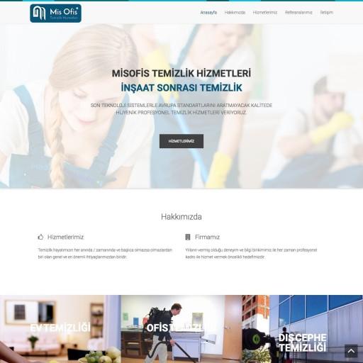 MisOfis Kurumsal Web Sitesi