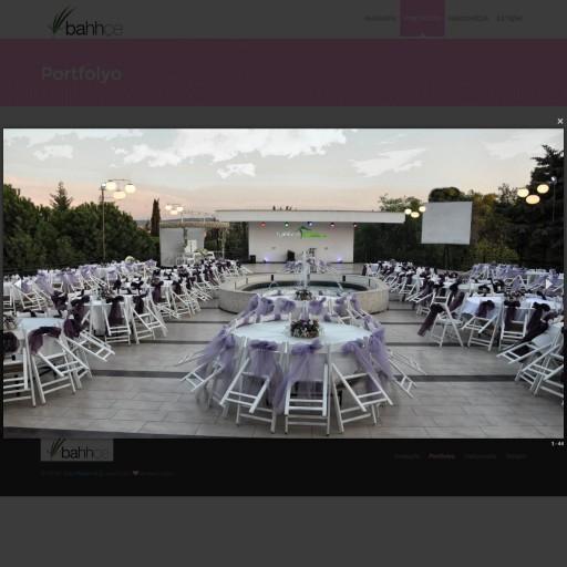 Bahhce.com Wedding Web Sitesi