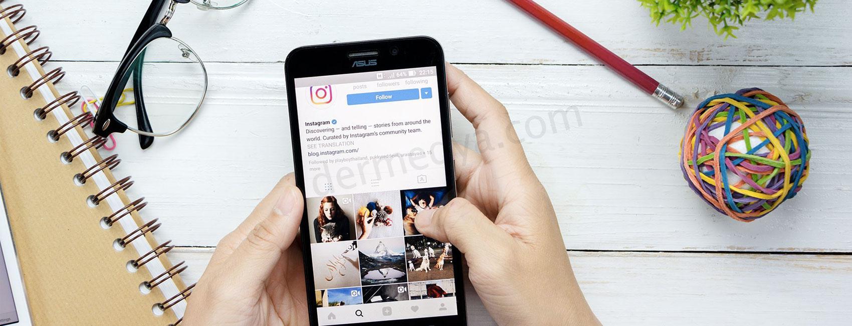 Sosyal Medya Çalışmaları: Instagram