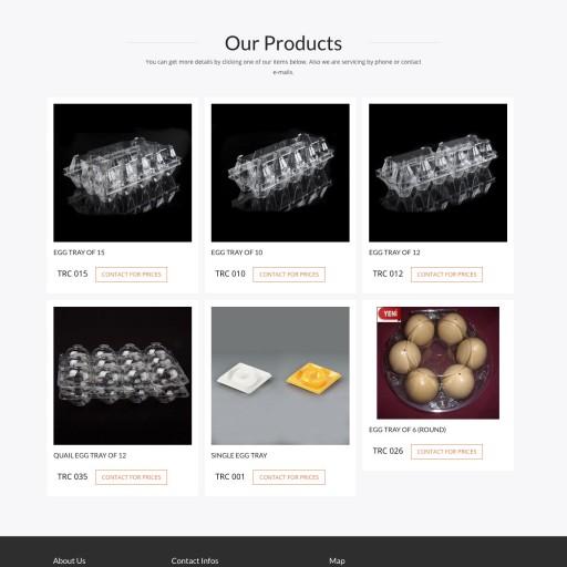 Turca Ambalaj Uluslararası E-Ticaret Websitesi