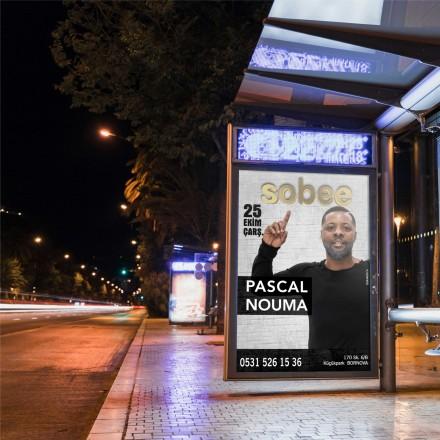 SOBEE Billboard ve Afiş Tasarımları