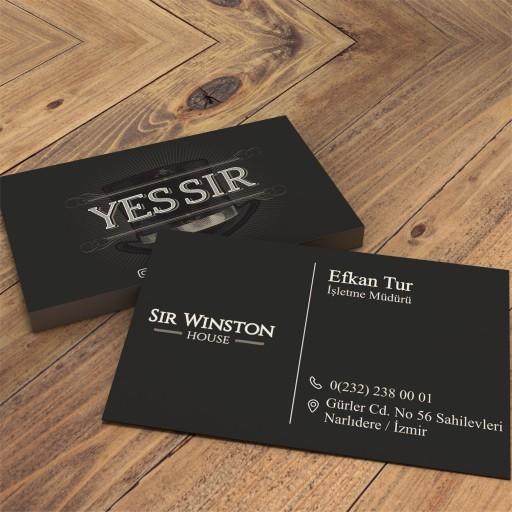 Sir Winston Reklam Tasarımları