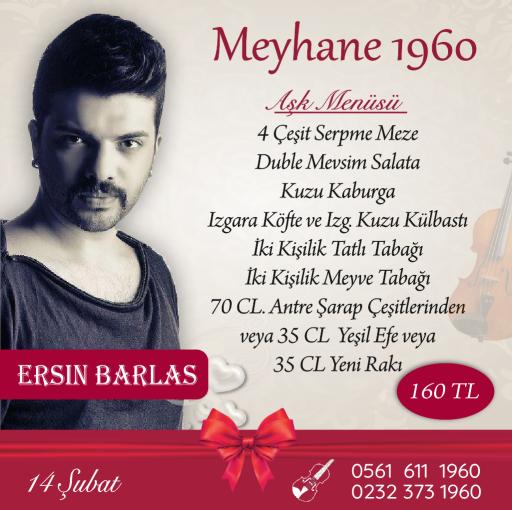 Meyhane 1960 Sosyal Medya